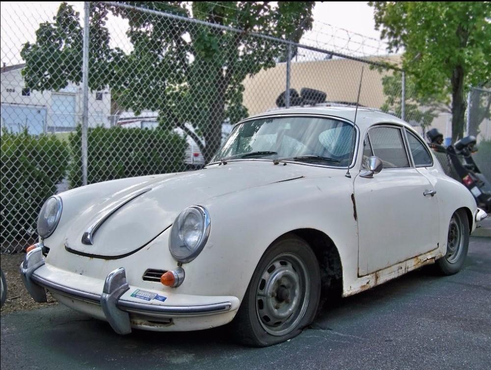 Auto Restoration Near Me >> 1964 Porsche 356C Coupe Stock # 21466 for sale near Astoria, NY   NY Porsche Dealer