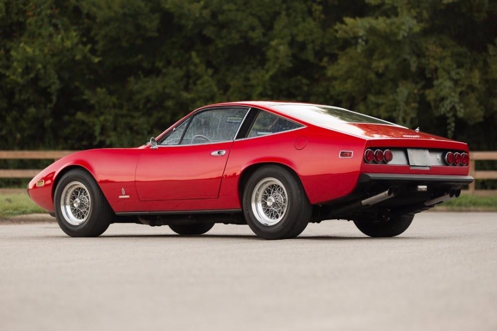 Used 1972 Ferrari 365GTC/4    Astoria, NY