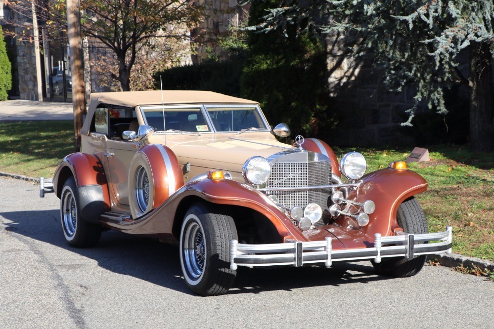 1980 Excalibur Phaeton Stock # 21536 for sale near Astoria, NY ...