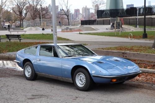 1971 Maserati Indy 5-speed