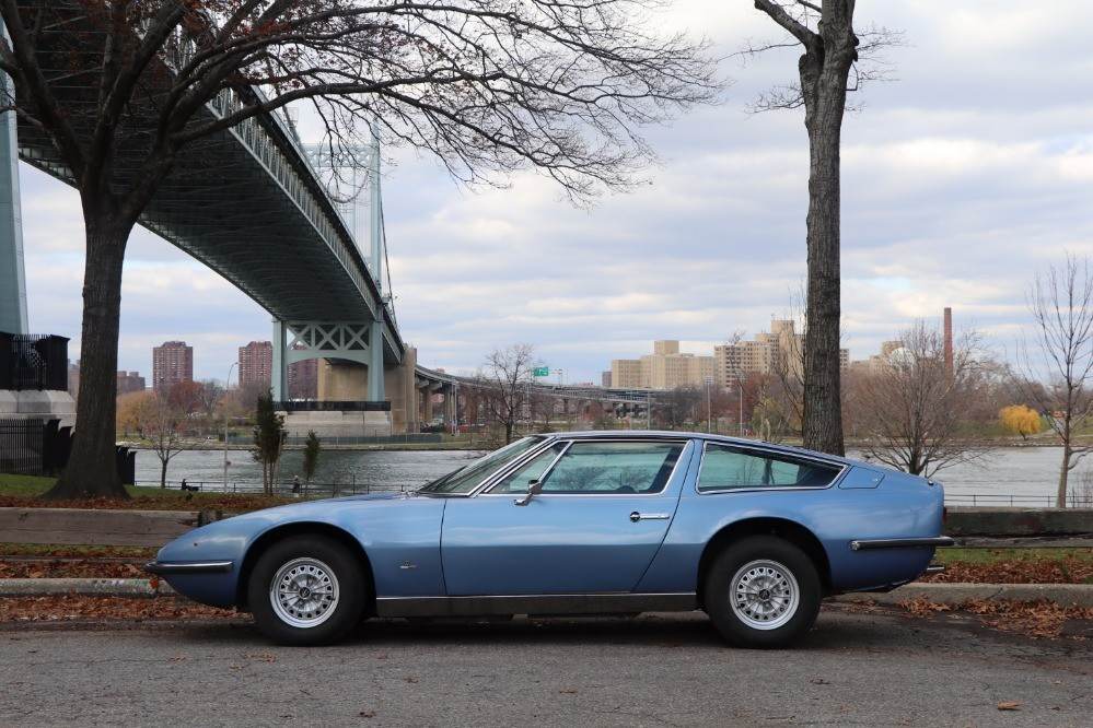 Used 1971 Maserati Indy 5-speed | Astoria, NY