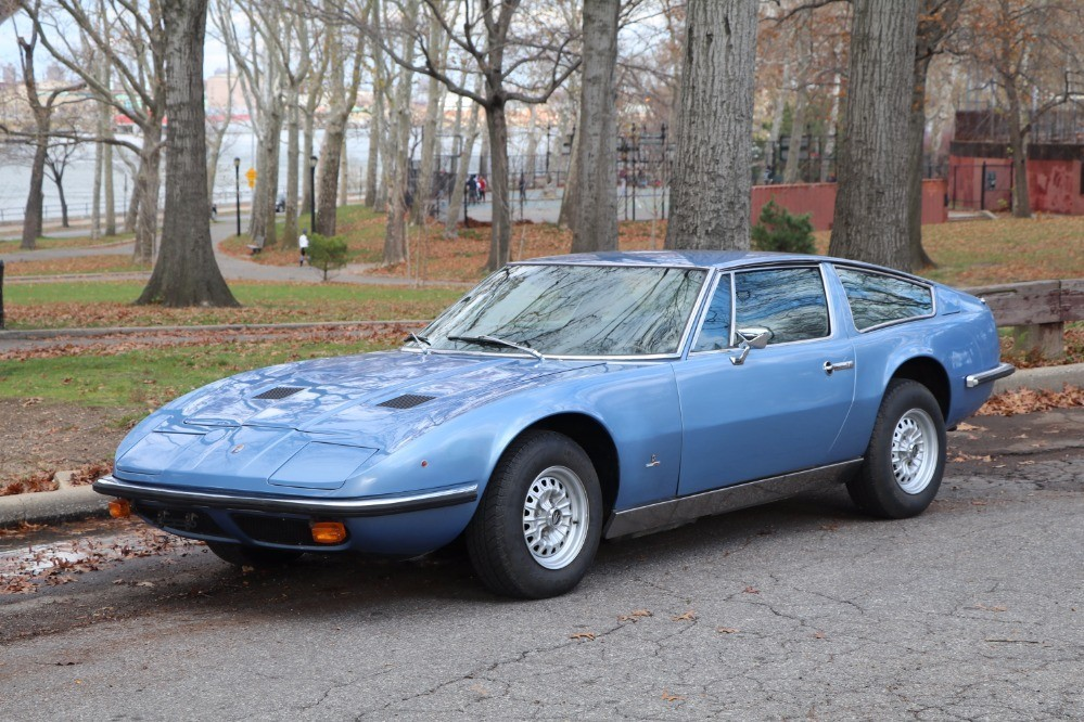 Used 1971 Maserati Indy 5-speed | Astoria, NY