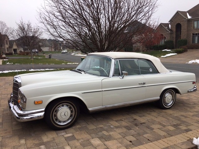 Old Mercedes Benz For Sale Near Me >> 1967 Mercedes-Benz 250SE Stock # 21564 for sale near Astoria, NY | NY Mercedes-Benz Dealer