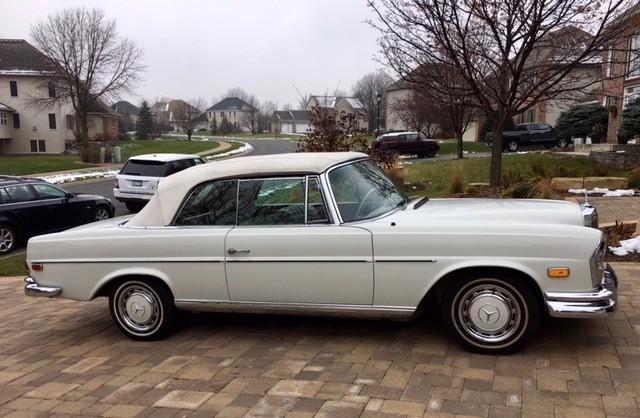 Used 1967 Mercedes-Benz 250SE    Astoria, NY