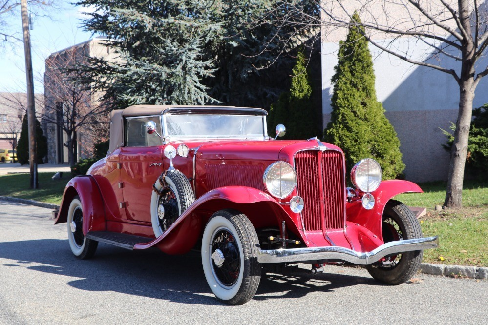 1931 Auburn 8-98A Stock # 21555 for sale near Astoria, NY | NY ...