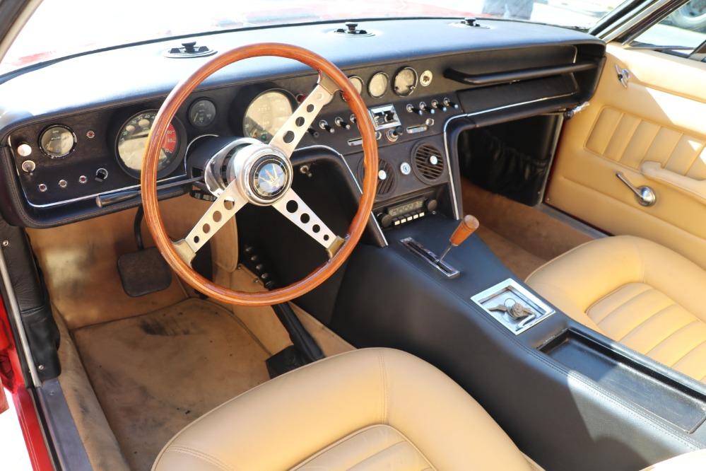 Used 1967 Maserati Ghibli  | Astoria, NY