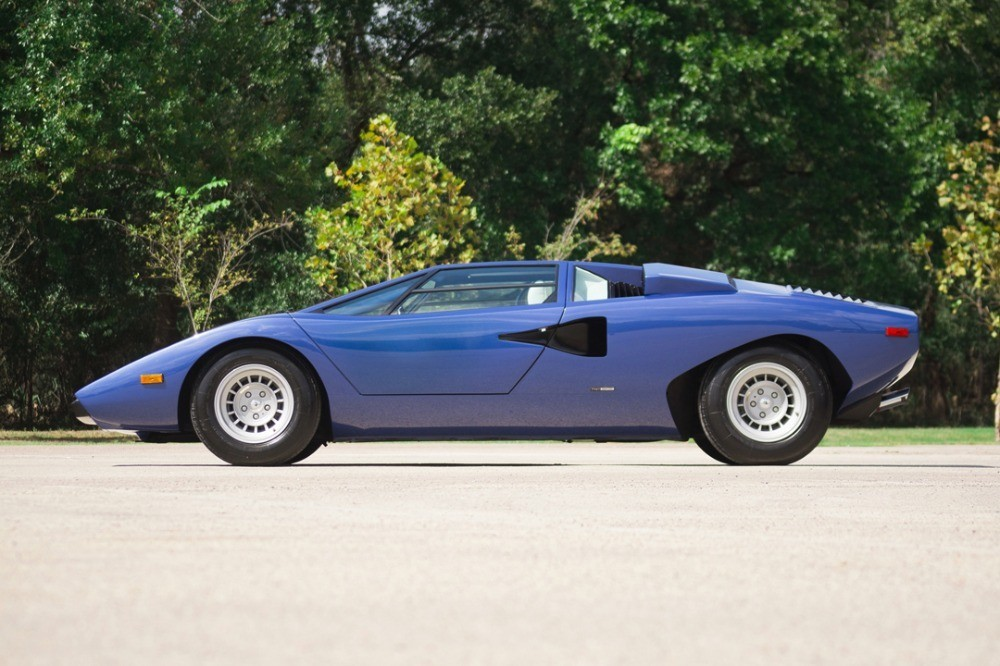 Used 1976 Lamborghini Countach LP400 'Periscopica' | Astoria, NY