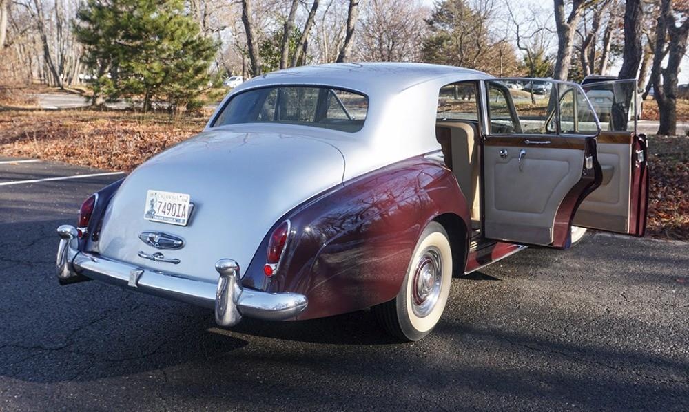 Used 1965 Rolls-Royce Silver Cloud III LHD | Astoria, NY