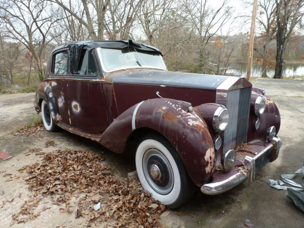 Used 1953 Rolls-Royce Silver Dawn    Astoria, NY