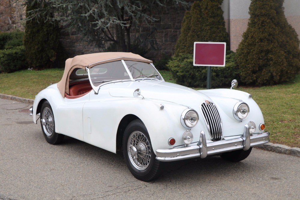 Used Car Dealer Near Me >> 1956 Jaguar XK140 Stock # 21615 for sale near Astoria, NY | NY Jaguar Dealer