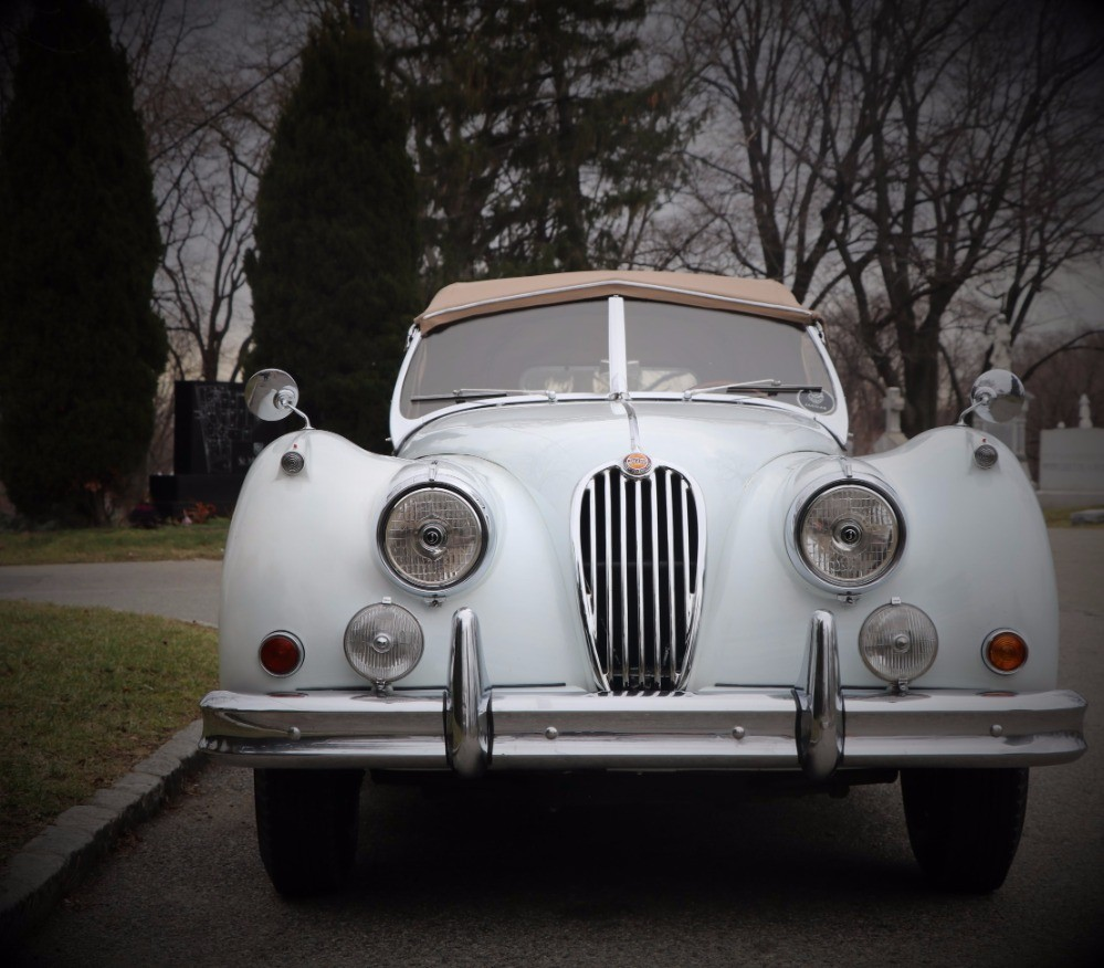 1954 Jaguar Xk140: 1956 Jaguar XK140 Stock # 21615 For Sale Near Astoria, NY