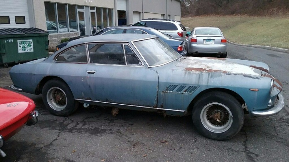 Used 1965 Ferrari 330GT Series I | Astoria, NY