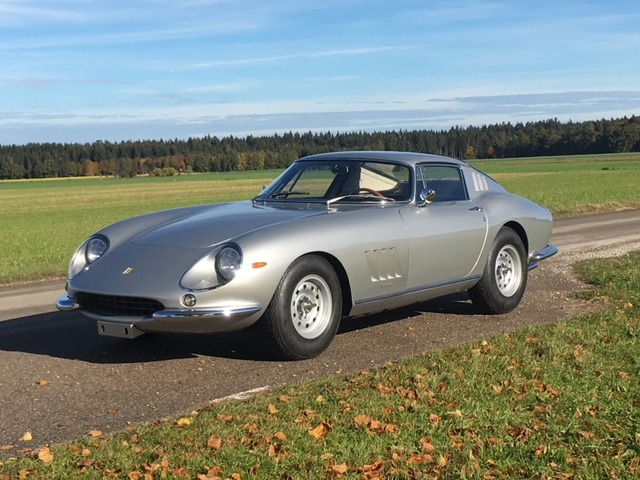 Used 1966 Ferrari 275 GTB Long Nose Alloy | Astoria, NY