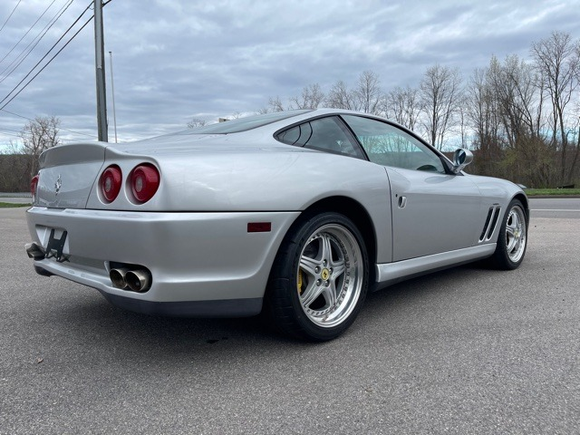 Used 1997 Ferrari 550 Maranello  | Astoria, NY