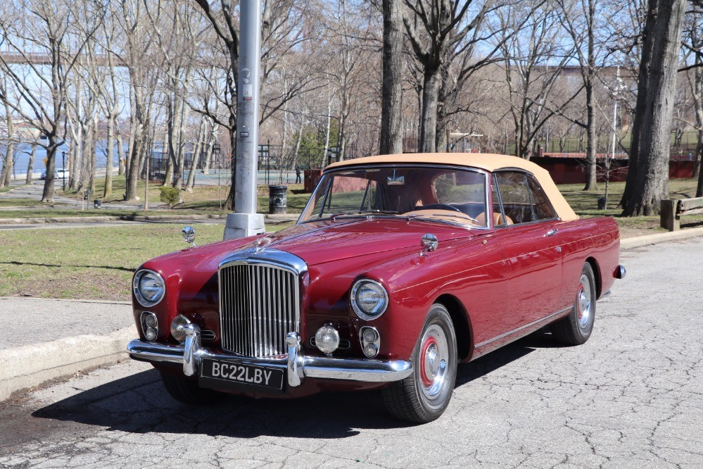 Used 1962 Bentley S2 Continental Park Ward | Astoria, NY