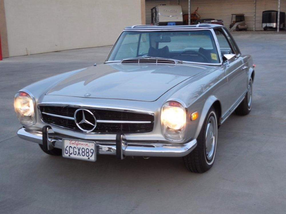 1971 mercedes benz 280sl stock 21684 for sale near for Search mercedes benz inventory