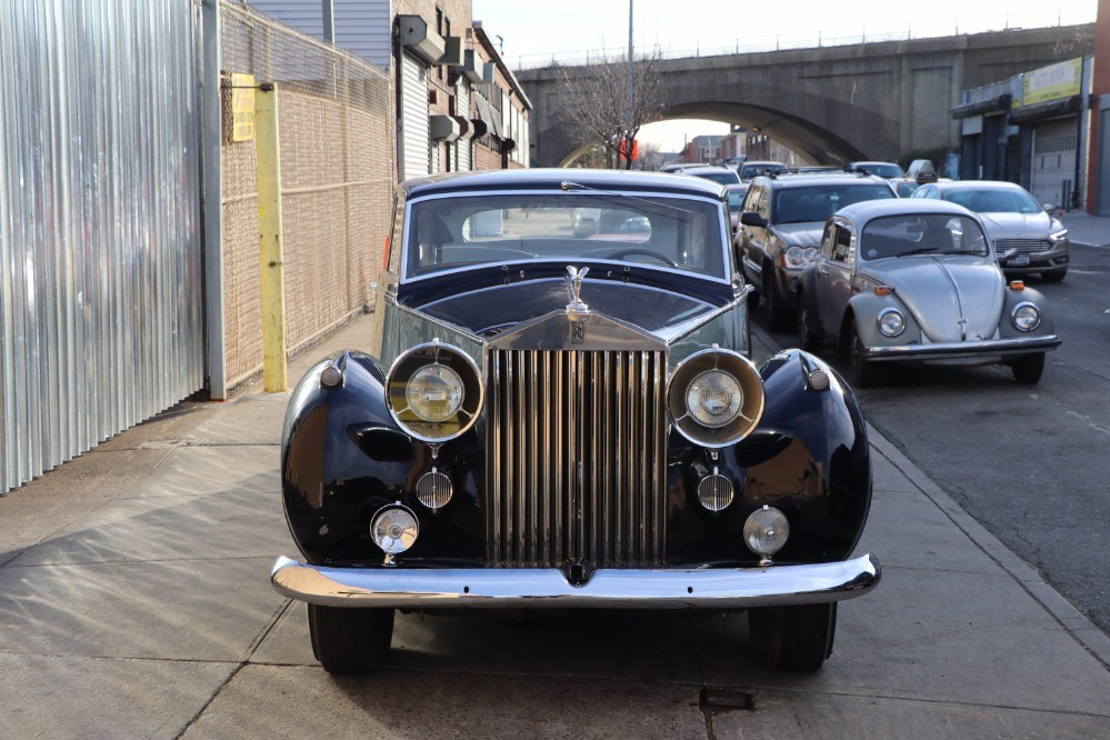Used 1956 Rolls-Royce Silver Wraith Mulliner Touring Limousine LHD | Astoria, NY