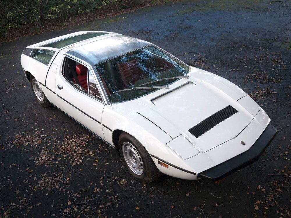 1977 Maserati Bora 4.9 Stock # 21691 for sale near Astoria ...