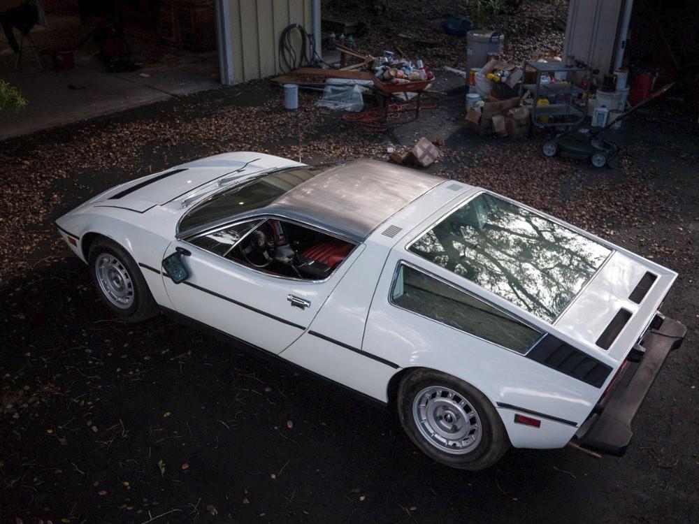 1977 Maserati Bora 4.9 Stock # 21691 for sale near Astoria, NY   NY Maserati Dealer