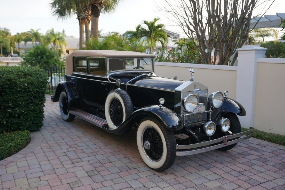 1929 RollsRoyce Phantom I Newmarket
