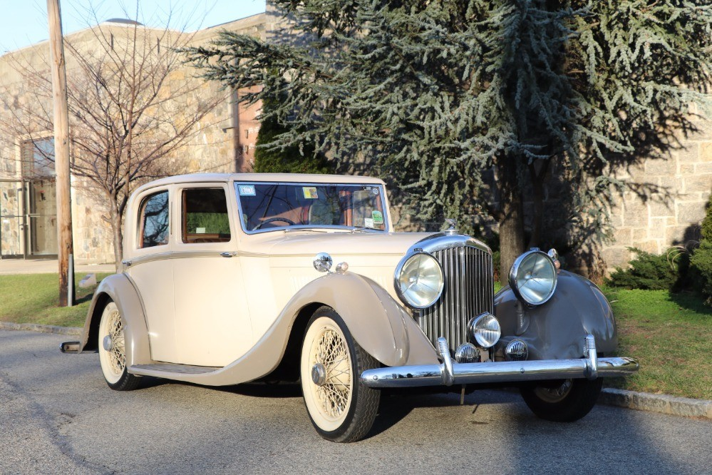 Interior Detailing Near Me >> 1936 Bentley 3.5 Litre Stock # 21686 for sale near Astoria, NY | NY Bentley Dealer