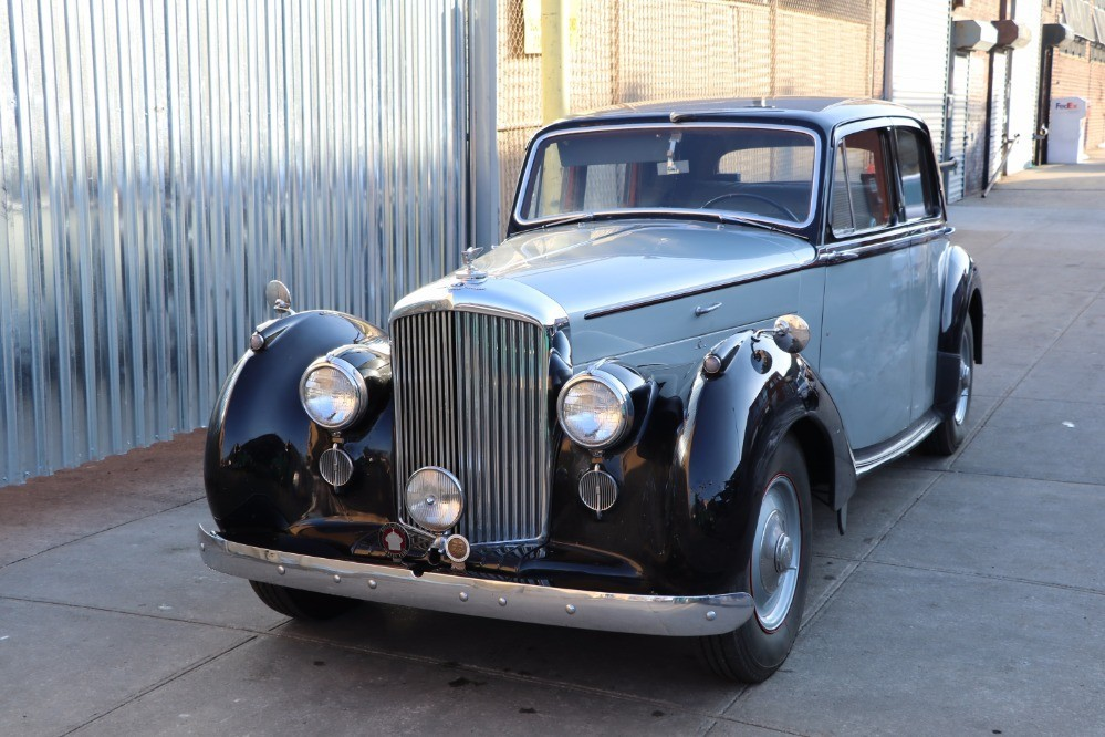 1950 bentley mark vi lhd stock 21709 for sale near astoria ny ny bentley dealer. Black Bedroom Furniture Sets. Home Design Ideas
