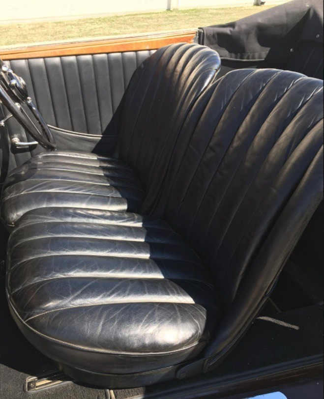 Used 1934 Bentley 3 1/2 Litre Drophead Coupe | Astoria, NY