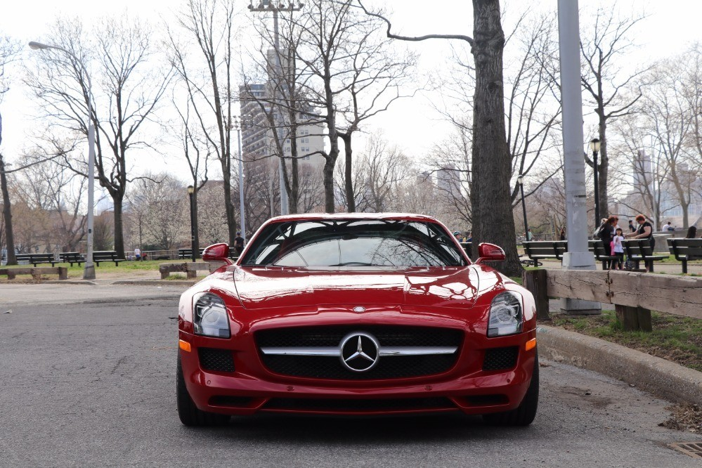 Used 2012 Mercedes-Benz SLS AMG 6.3 Gullwing | Astoria, NY