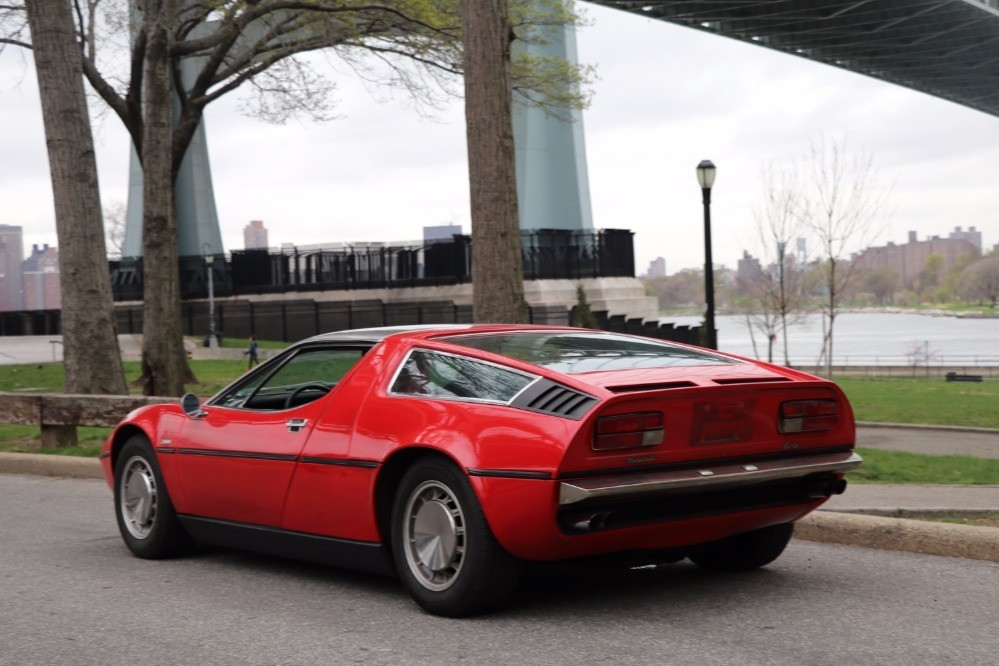 Used 1973 Maserati Bora 4.9  | Astoria, NY