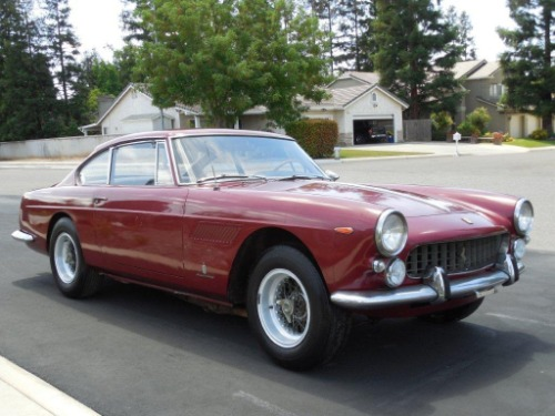 1963 Ferrari 250GTE Series III