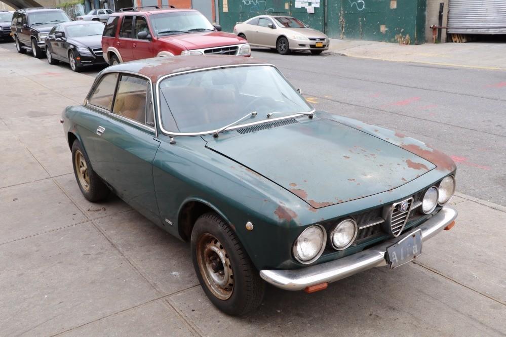 1969 alfa romeo gtv coupe stock 21855 for sale near astoria ny ny alfa romeo dealer - Nearest alfa romeo garage ...