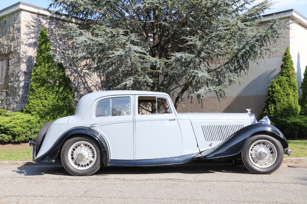 Used 1937 Bentley Saloon 3.5 Litre Thrupp & Maberly Sport | Astoria, NY