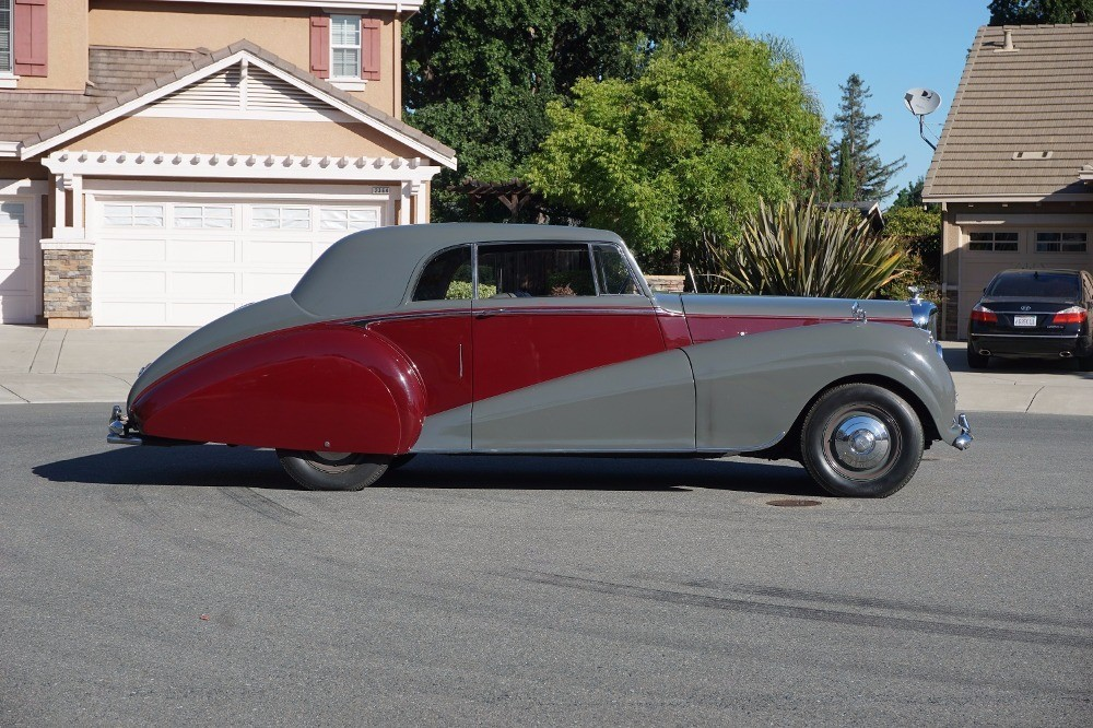 Used 1951 Bentley Park Ward Coupe RHD  | Astoria, NY