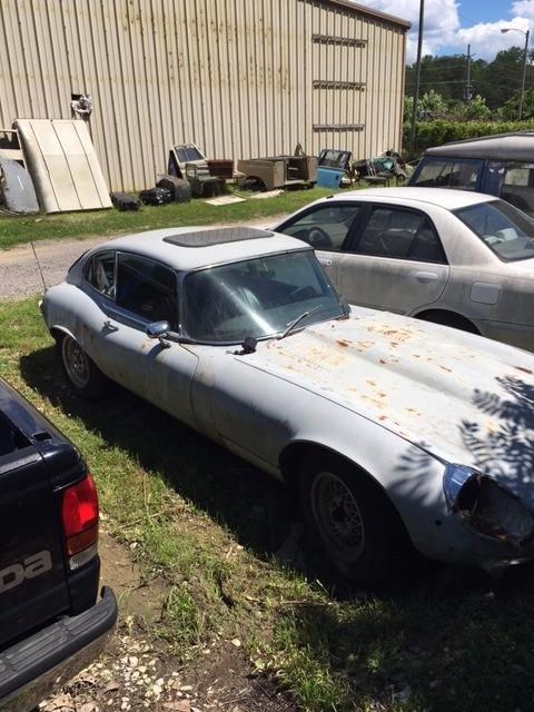 1972 Jaguar XKE 2+2 Coupe