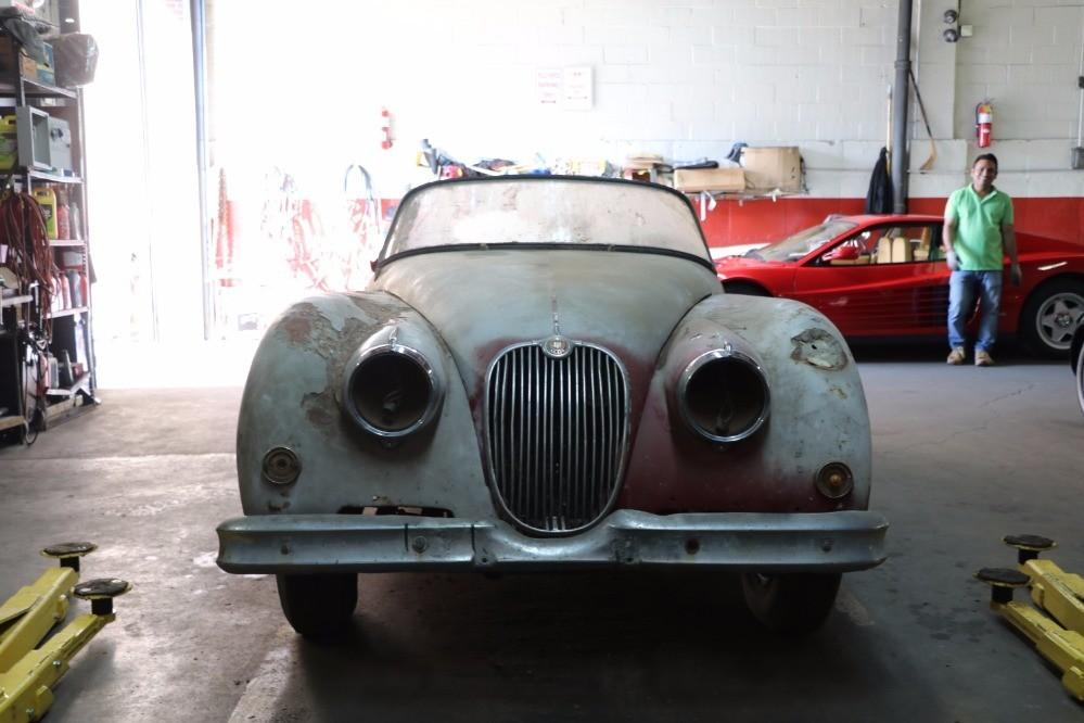Used 1959 Jaguar XK150 DHC  | Astoria, NY