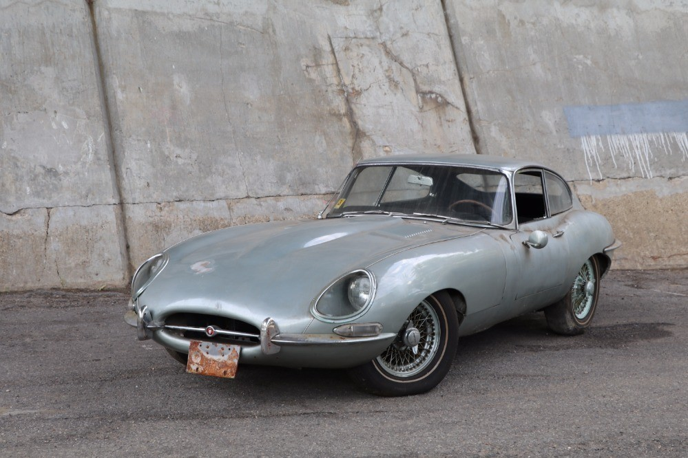 Superb Used 1966 Jaguar XKE Coupe | Astoria, ...