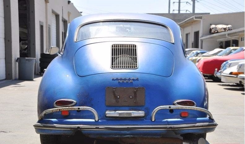 Used 1958 Porsche 356A Coupe    Astoria, NY