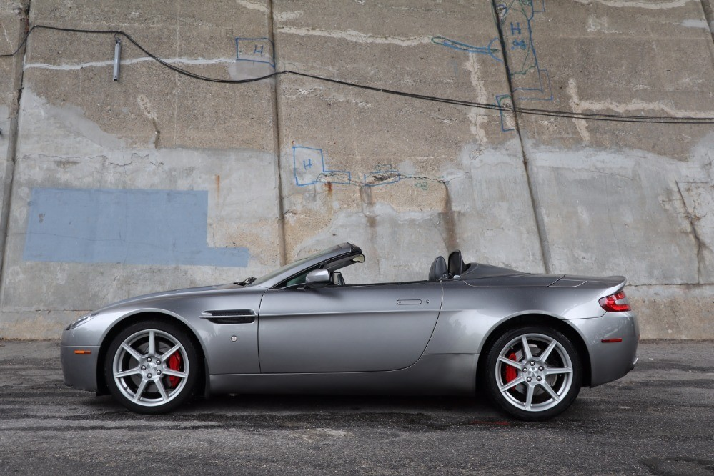 2008 aston martin v8 vantage roadster stock 21958 for sale near astoria ny ny aston martin. Black Bedroom Furniture Sets. Home Design Ideas