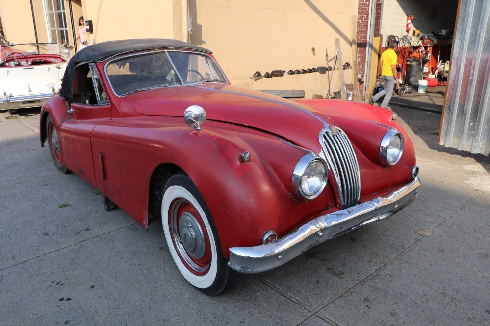 Used 1956 Jaguar XK140  | Astoria, NY