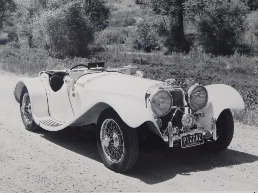 Used 1938 Jaguar SS 100 3.5 Convertible | Astoria, NY