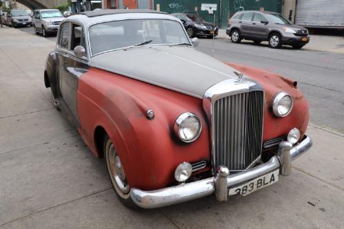 1961 Bentley S2 RHD