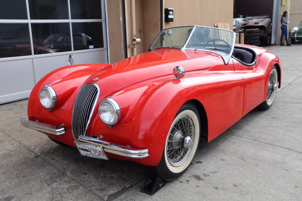 Used 1953 Jaguar XK120 Roadster  | Astoria, NY