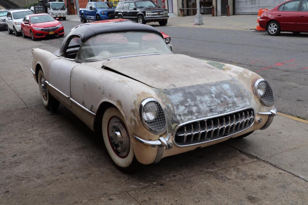 Corvette For Sale Near Me >> 1954 Chevrolet Corvette Stock # 22049 for sale near ...