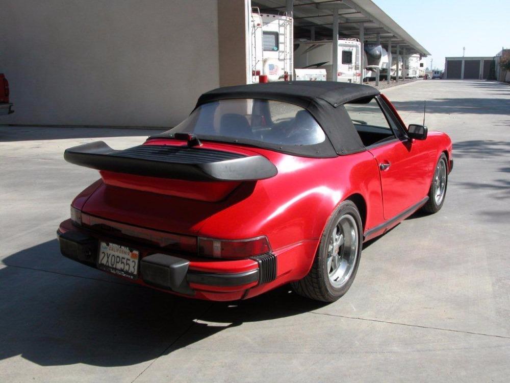Used 1987 Porsche 911 3.2 Carrera Cabriolet  | Astoria, NY