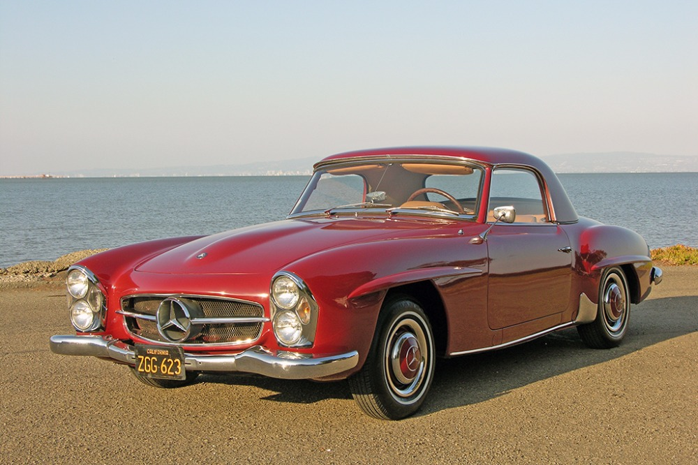 1958 Mercedes-Benz 190SL Stock # 22112 for sale near ...