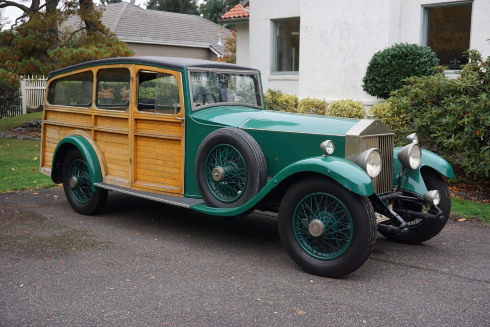 1927 Rolls-Royce Phantom I Station Wagon Stock # 22118 for sale ...