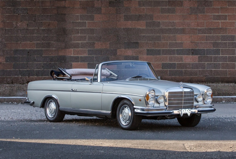 1971 Mercedes Benz 280se 3 5 Stock 22128 For Sale Near