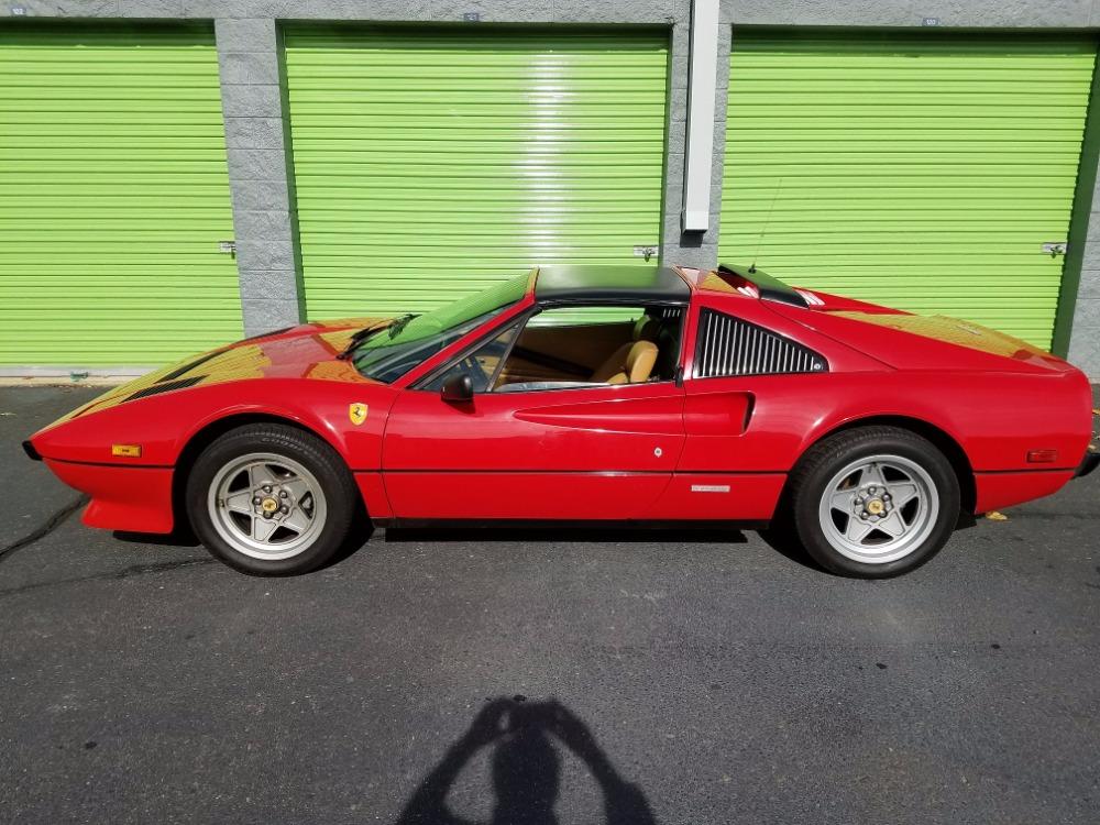 Ferrari 308 Gts For Sale >> 1984 Ferrari 308gts Quattrovalvole Stock 22146 For Sale