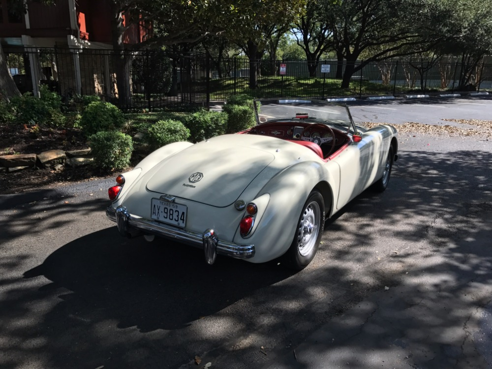 Used 1959 MG A Twin-Cam RHD | Astoria, NY