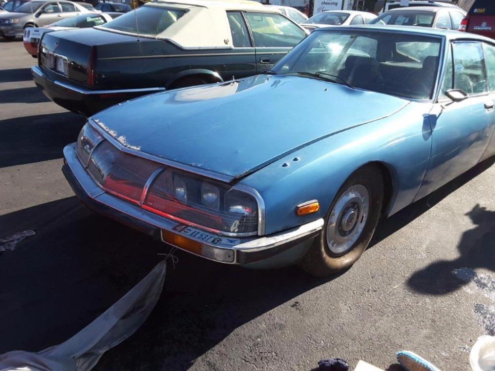 Used 1971 Citroen SM    Astoria, NY